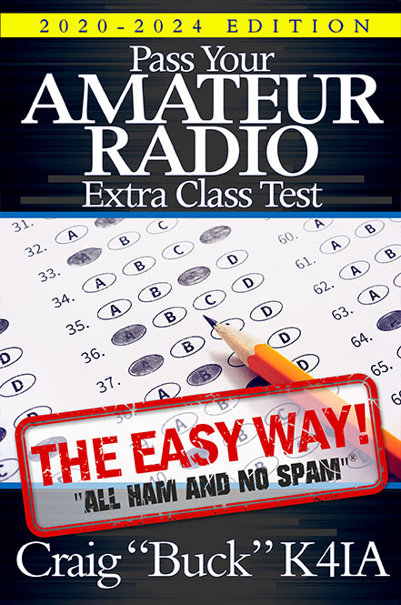Amateur Radio Extra Class License Test
