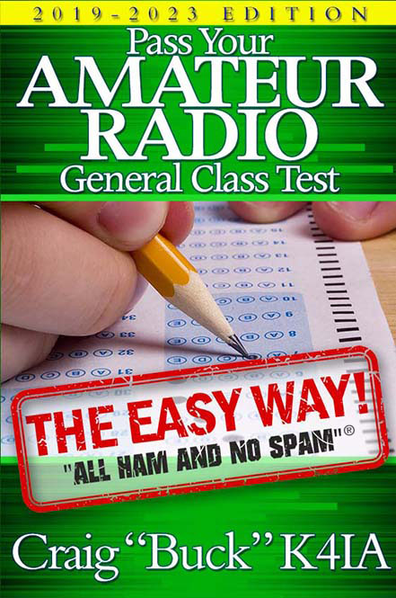 amateur radio general class test book