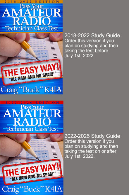 Amateur Radio Technician Study Guide